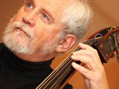 Bass player Jack Schachner